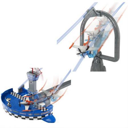 Игровой набор Mattel Plane Воздушные гонки Y0996 цена