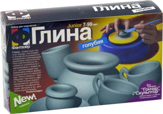 Глина Фантазер для Гончара/Скульптора (голубая) 217011 50 set kit vh3 96 3 96mm 4 pin female 22awg wire with male connector a set include socket plug terminals
