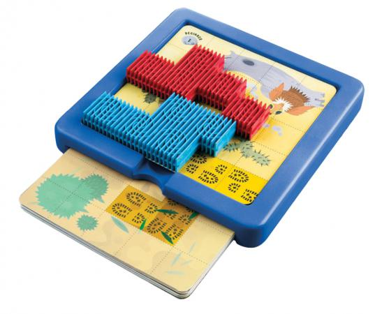 Игра-головоломка Think Fun Спрячь свои следы 3200 от 8 лет 32005 игра головоломка recent toys cubi gami