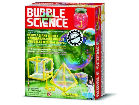 Игровой набор 4M Волшебные пузыри 16 предметов 00-03351 испанский топор truper ml 4m 14972