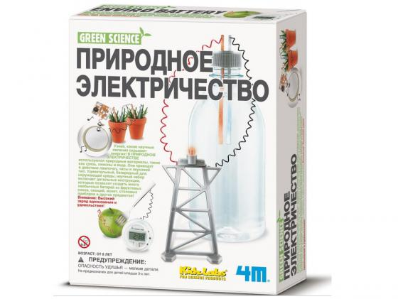Игровой набор 4m Природное электричество 21 предмет 00-03261 испанский топор truper ml 4m 14972