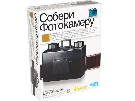 Игровой набор 4M Собери фотокамеру 00-03249 4 0mhz 4m 3p