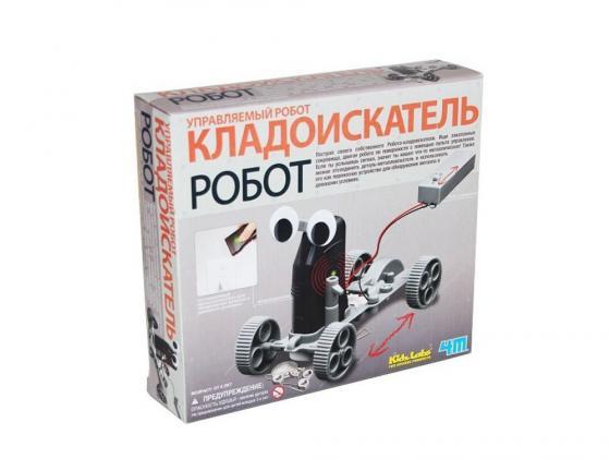 Игровой набор 4M Управляемый робот кладоискатель 00-03297 4m фигурки из формочки грузовики 4м