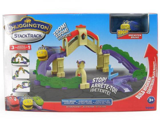 Игровой набор Chuggington Мост и туннель 54229