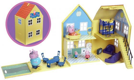 Игровой набор Peppa Pig Загородный дом Пеппы 20836 игровой набор peppa pig игровой набор паровозик дедушки пеппы со звуком
