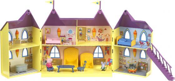 Игровой набор Peppa Pig Замок Пеппы 29702 игровой набор peppa pig семья пеппы папа свин и джорж 2 предмета от 3 лет 20837