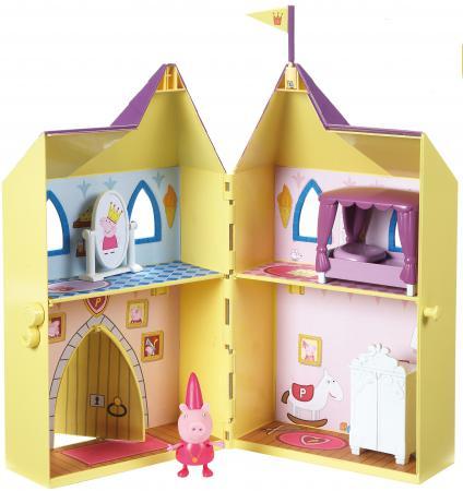 Игровой набор Peppa Pig Замок принцессы 15562 игровой набор доктор peppa pig игровой набор доктор