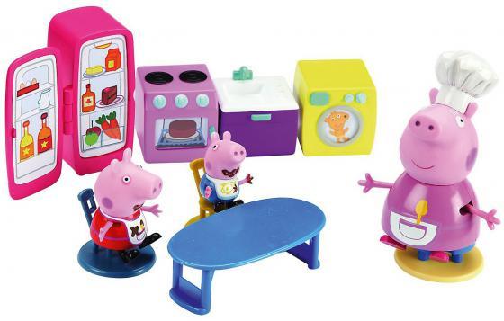 Игровой набор Peppa Pig Кухня Пеппы 11 предметов 15560 игровой набор кухня пеппы peppa pig игровой набор кухня пеппы