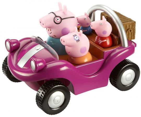 Игровой набор Peppa Pig Спортивная машина 24068 peppa pig playing football