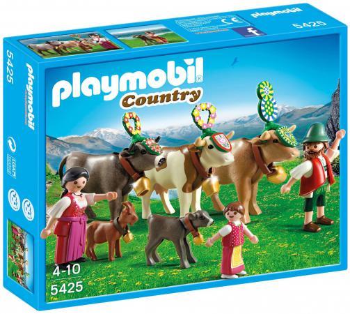 Конструктор Playmobil В горах: Альпийский фестиваль стоимость