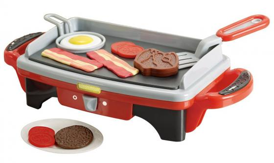 Игровой набор PlayGo Кухонная плита Делюкс с аксессуарами 3670 всё для лепки playgo набор 8636