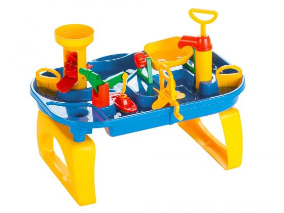 Интерактивная игрушка ПОЛЕСЬЕ Водный мир №4 от 3 лет 40909 интерактивная игрушка eclipse toys гусеница магна от 3 лет чёрный mm8930b