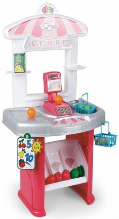 Игрушка Coloma Супермаркет для детей 17 предметов полуприцеп coloma turbo 57273