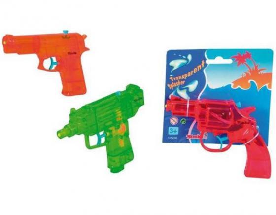 Пистолет Simba 361288 для мальчика зеленый