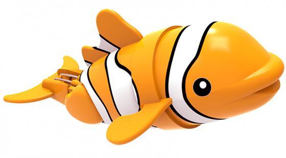 Интерактивная игрушка Lil' Fishys Рыбка-акробат Лакки от 4 лет оранжевый 126211-1 сетевое оборудование wow landro s lil