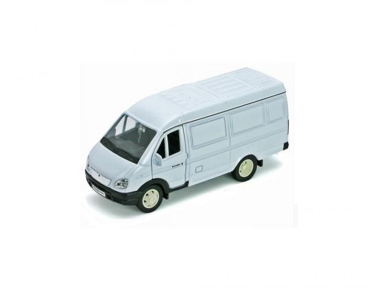 Автомобиль Welly ГАЗель фургон 1:34-39 замок двери задка газель next фургон