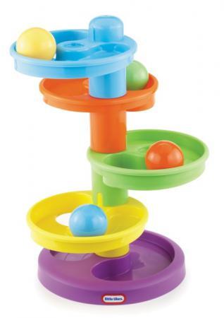 Игрушка развивающая Little Tikes Горка-спираль little tikes горка спираль