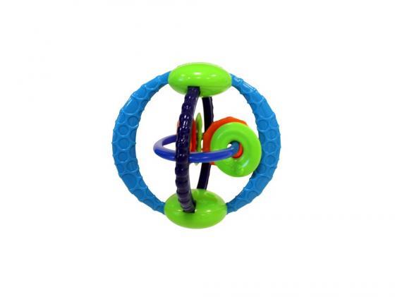 Погремушка Oball Twist-O-Round унисекс погремушка oball