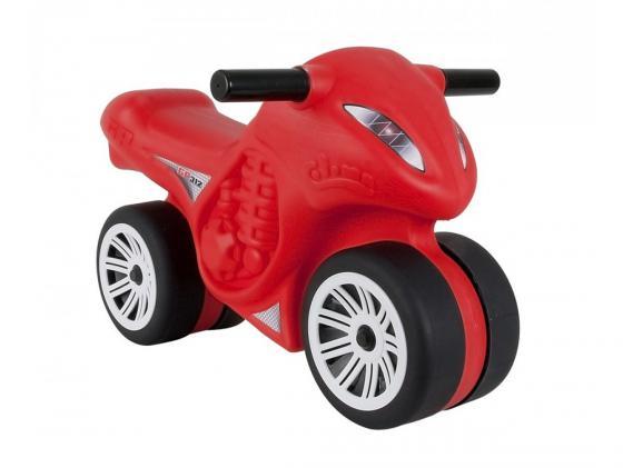 Каталка-мотоцикл Coloma Moto Phantom GP 312 пластик от 1 года красный 46499 pro svet light mini par led 312 ir