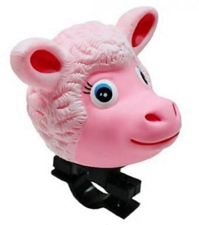 Клаксон RichToys Овца розовый CB-3030 аксессуары для велосипедов и самокатов stels клаксон cb 3039 кобра