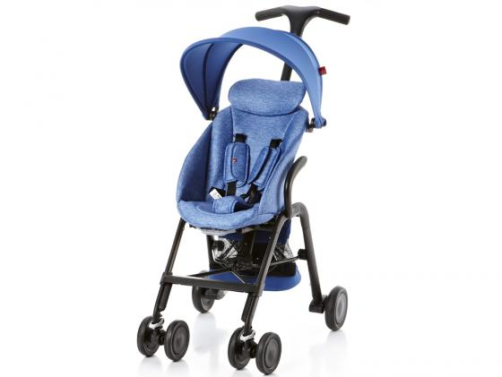 Коляска прогулочная GB T-Bar (printed blue) gb коляска прогулочная beaula d620j1 gb черный
