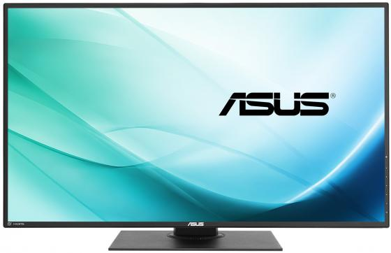 Монитор 32 ASUS PB328Q черный VA 2560x1440 300 cd/m^2 4 ms DVI HDMI DisplayPort Аудио VGA USB материнская плата asus h81m r c si h81 socket 1150 2xddr3 2xsata3 1xpci e16x 2xusb3 0 d sub dvi vga glan matx