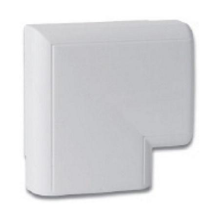 цены  Угол DKC 09503 плоский 90х50мм белый