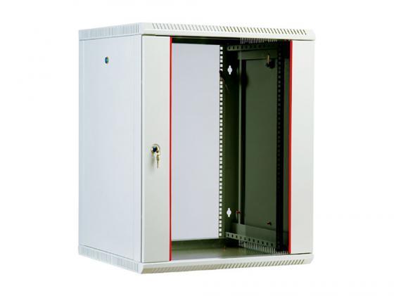 Шкаф настенный 15U ЦМО ШРН-М-15.650 600x650 дверь стекло шкаф tlk настенный 19 15u дверь стекло 530х732х600мм цельносварной серый