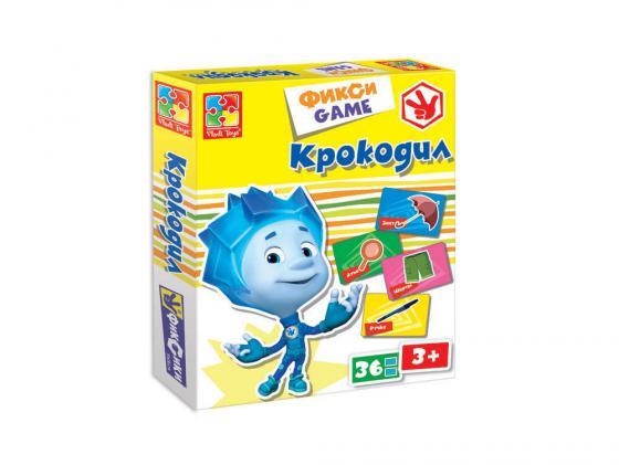 Настольная игра для вечеринки Vladi toys Крокодил VT2107-04