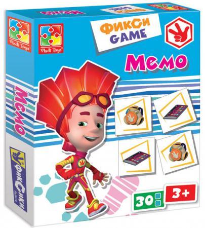 Игра Vladi toys Мемо Файер VT2107-02