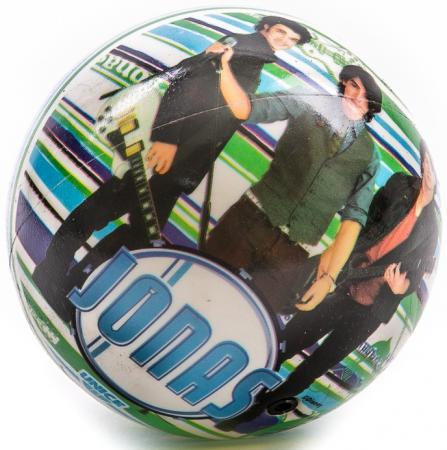 Мяч Unice Джонас Бразерс 15 см UN 1125 в ассортименте unice мяч unice тачки 15 см