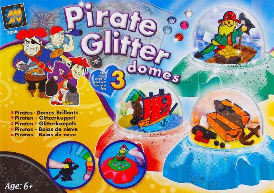 Набор для творчества Diamant Создай сувенир Пираты 3286 заготовки под роспись amav diamant набор раскрась щенка 3d