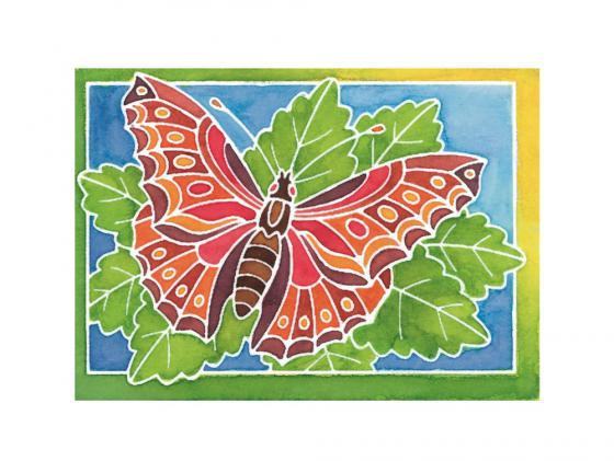 Набор для творчества Ravensburger Акварель мини Бабочка наборы для творчества ravensburger мандала принцессы