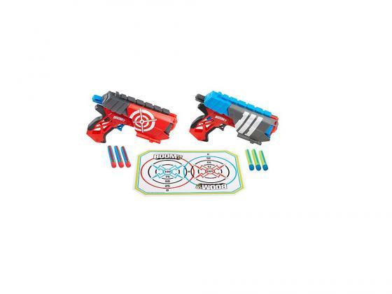Набор бластеров Mattel BOOMco Двойная защита для мальчика разноцветный BGY63