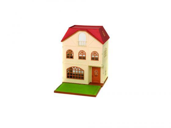 Игровой набор Sylvanian Families Трехэтажный дом 2745 игра sylvanian families трехэтажный дом