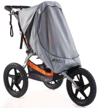 Накидка от солнца для колясок BOB Sport Utility Stroller/Ironman аксессуары для колясок xplorys защитная накидка на коляску и автокресло dooky design