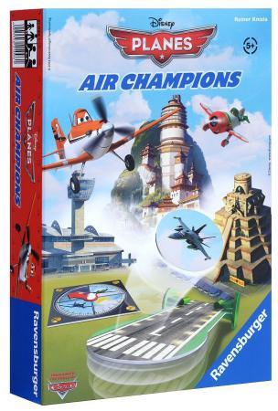 Настольная игра логическая Ravensburger   Самолеты:воздушные чемпионы
