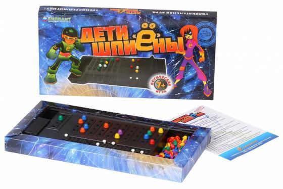 Настольная игра логическая Биплант Дети шпионы 10026 биплант настольная игра дети шпиёны 10026 10025