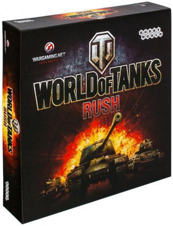 Настольная игра Мир хобби World of Tanks: Rush 1341 настольная игра world of tanks rush 2 е русское издание