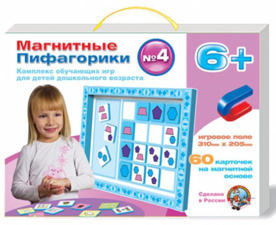 """Настольная игра обучающая Десятое королевство """"Пифагорики №4"""" 1499"""