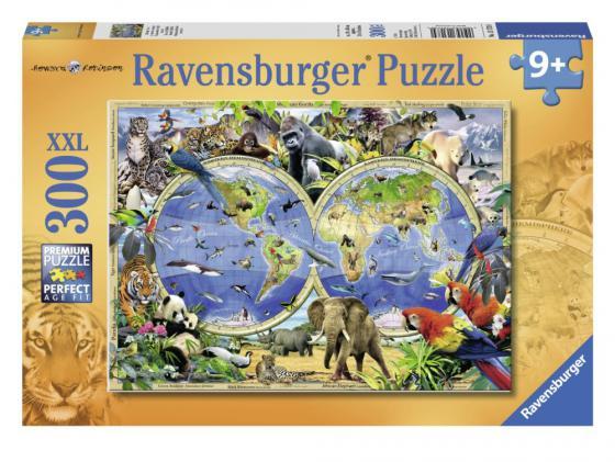 Пазл 300 элементов Ravensburger Мир дикой природы 13173