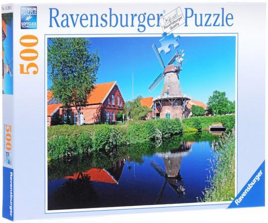 Пазл Ravensburger Ветряная мельница 500 элементов