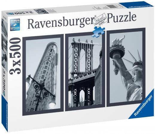 Пазл Ravensburger Воспоминания  Нью-Йорке 500 элементов