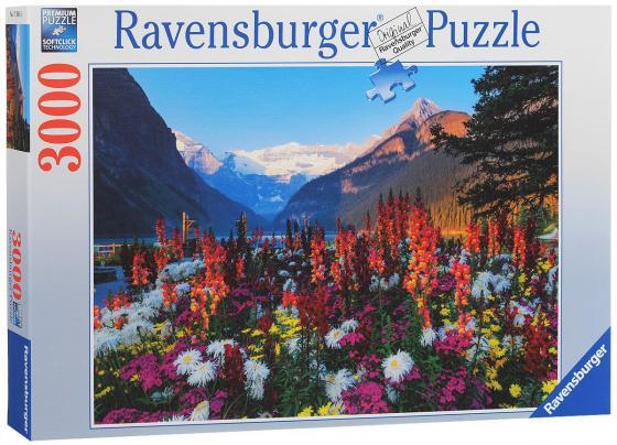 Пазл 3000 элементов Ravensburger Горные цветы 17061 пазл ravensburger озеро эйб 1000 элементов