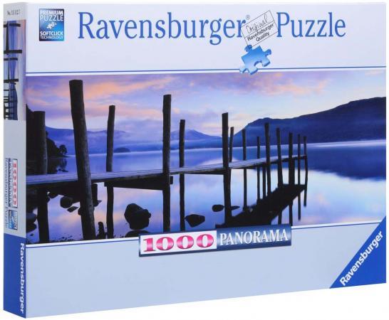 Пазл 1000 элементов Ravensburger Идиллия на озере 15112 пазл ravensburger сейшелы 1500 элементов