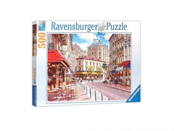 Пазл Ravensburger Кафе в старом городе 500 элементов ravensburger пазл кафе в старом городе 500 деталей
