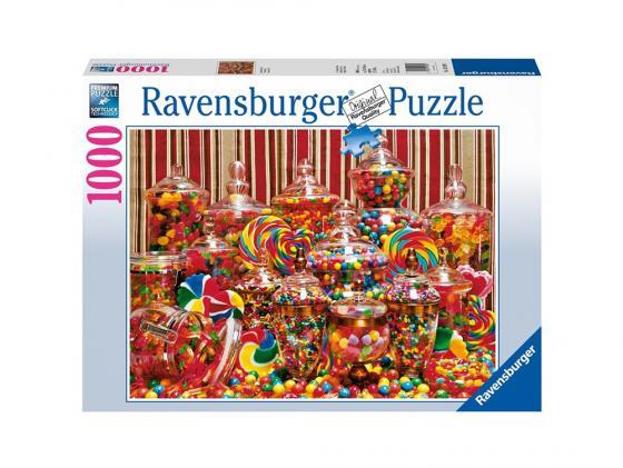 Пазл Ravensburger Конфетный рай 1000 элементов ravensburger ravensburger 1000