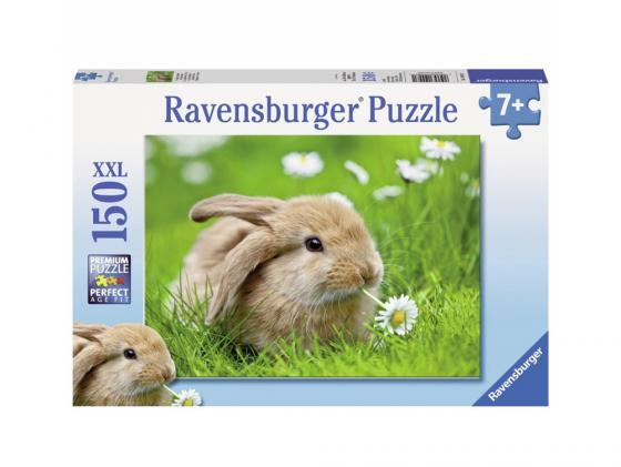 Пазл Ravensburger Кролик в ромашках 150 элементов ravensburger пазл кролик в ромашках xxl 150 деталей
