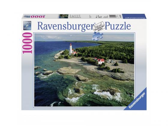 Пазл Ravensburger Маяк на полуострове Брус 1000 элементов пазл ravensburger сейшелы 1500 элементов