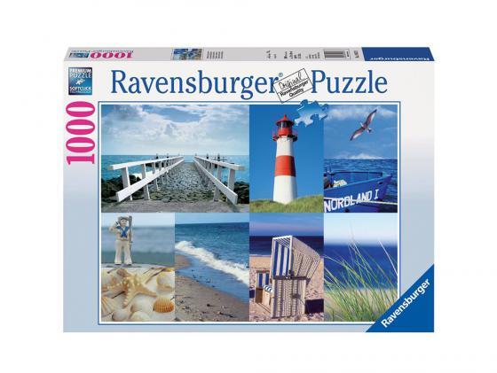 Пазл Ravensburger Пазл Ravensburger Морской пейзаж 1000 элементов пазл ravensburger волшебный город 1000 элементов